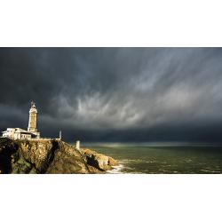 Tormenta Cabo Mayor, Cantabria