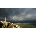 039. Tormenta Cabo Mayor, Santander. Cantabria