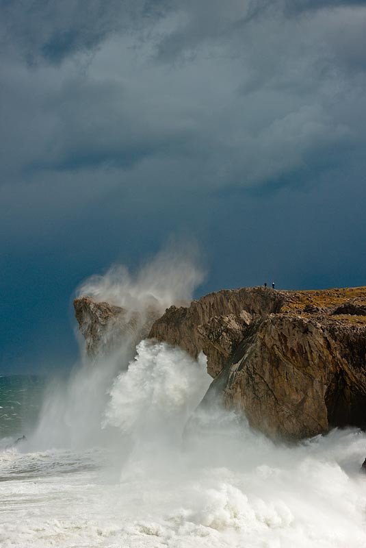 Costa de Pria, Llanes, Asturias,