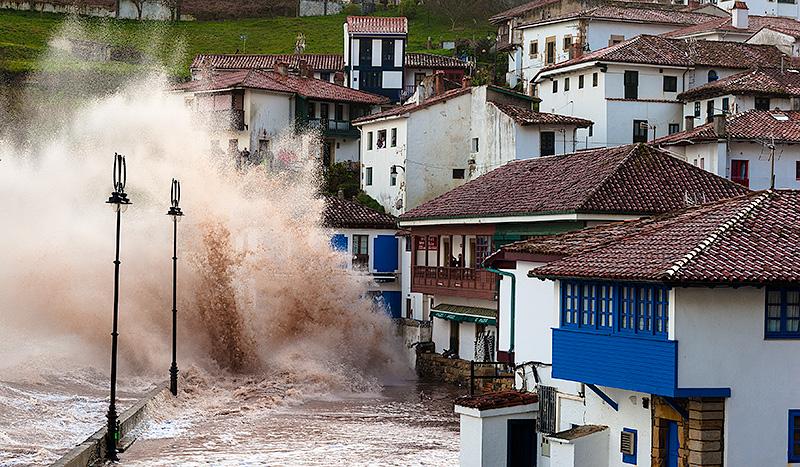 Tazones. Asturias. Spain