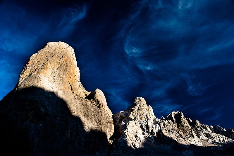 Naranjo de Bulnes, Parque Nacional Picos de Europa, Asturias, Spain