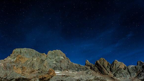 Cordillera Cantábrica : Las montañas del norte de España