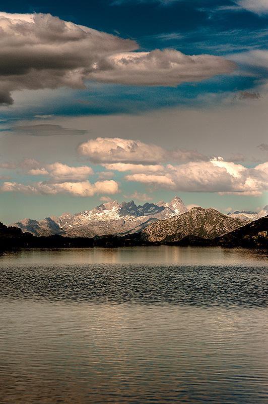 Lago Ubales, Parque Natural de Redes. Asturias