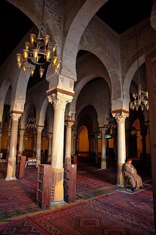 Kairouan, Tunez