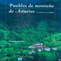 Libro fotográfico Pueblos de montaña de Asturias. Trea.