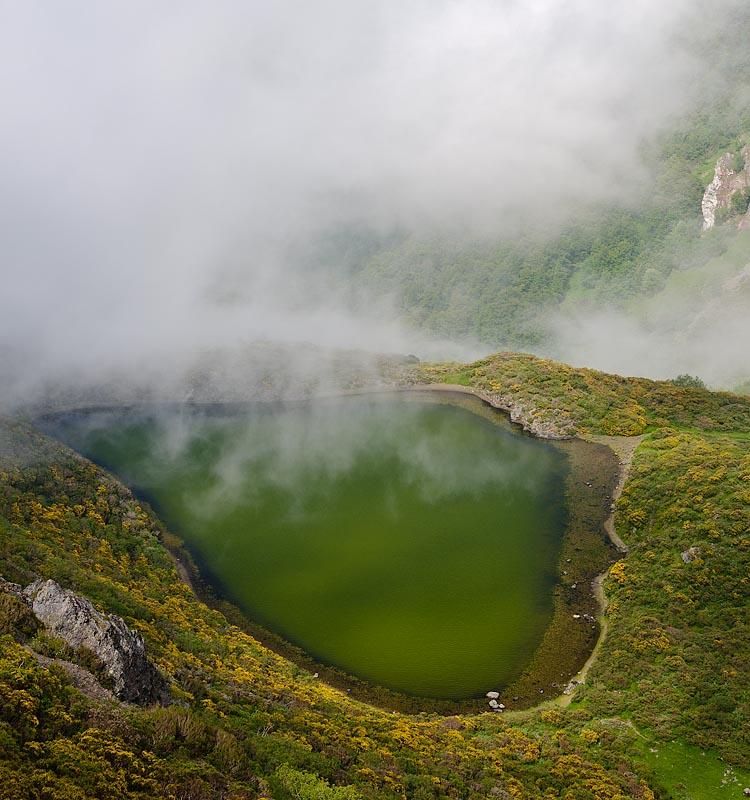 Lago Bueno Parque Natural de Somiedo, Asturias.