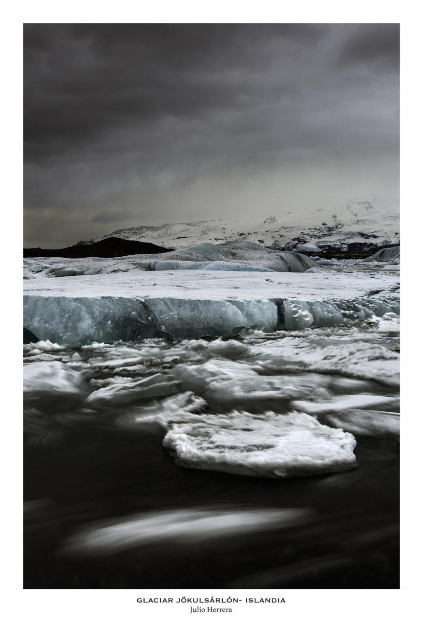 Jökulsárlón. Islandia.