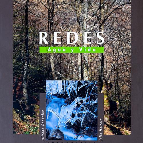 Fotografía de la portada del libro Redes, agua y vida