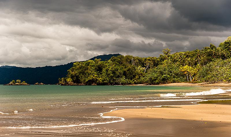 Selva del Choco, Guachalito, Colombia