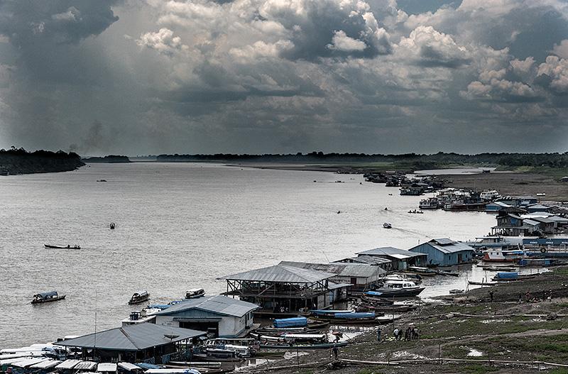 Amazonas, Brasil, Perú, Colombia.