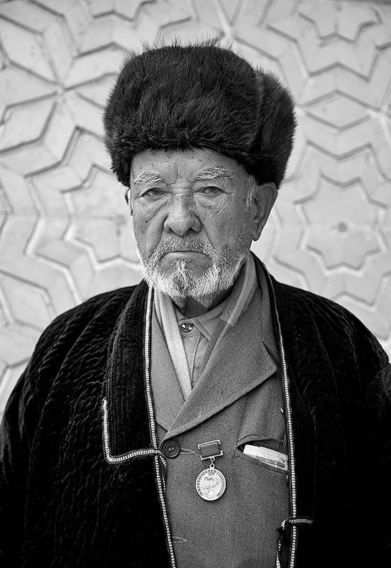 Bukhara, Uzbekistán.