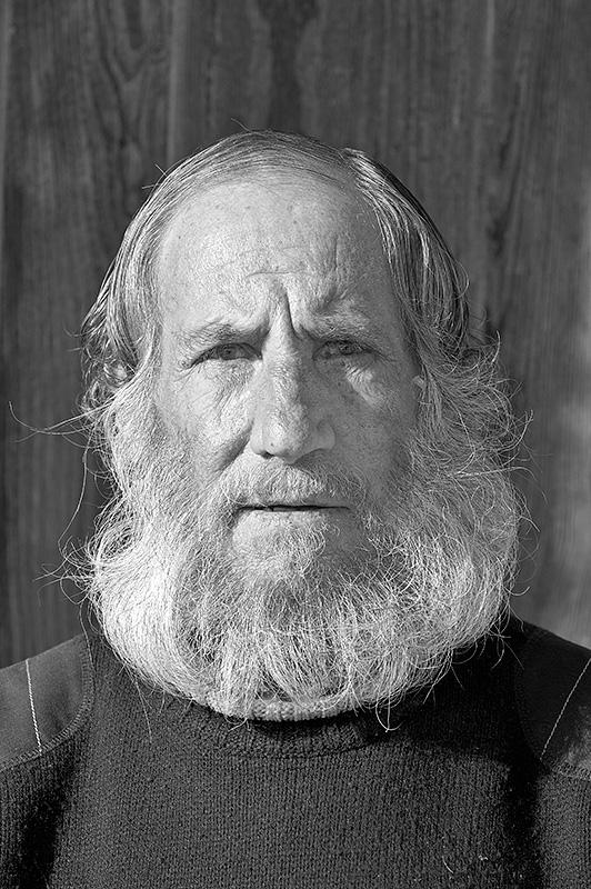 Hombre de la mar. Asturias.