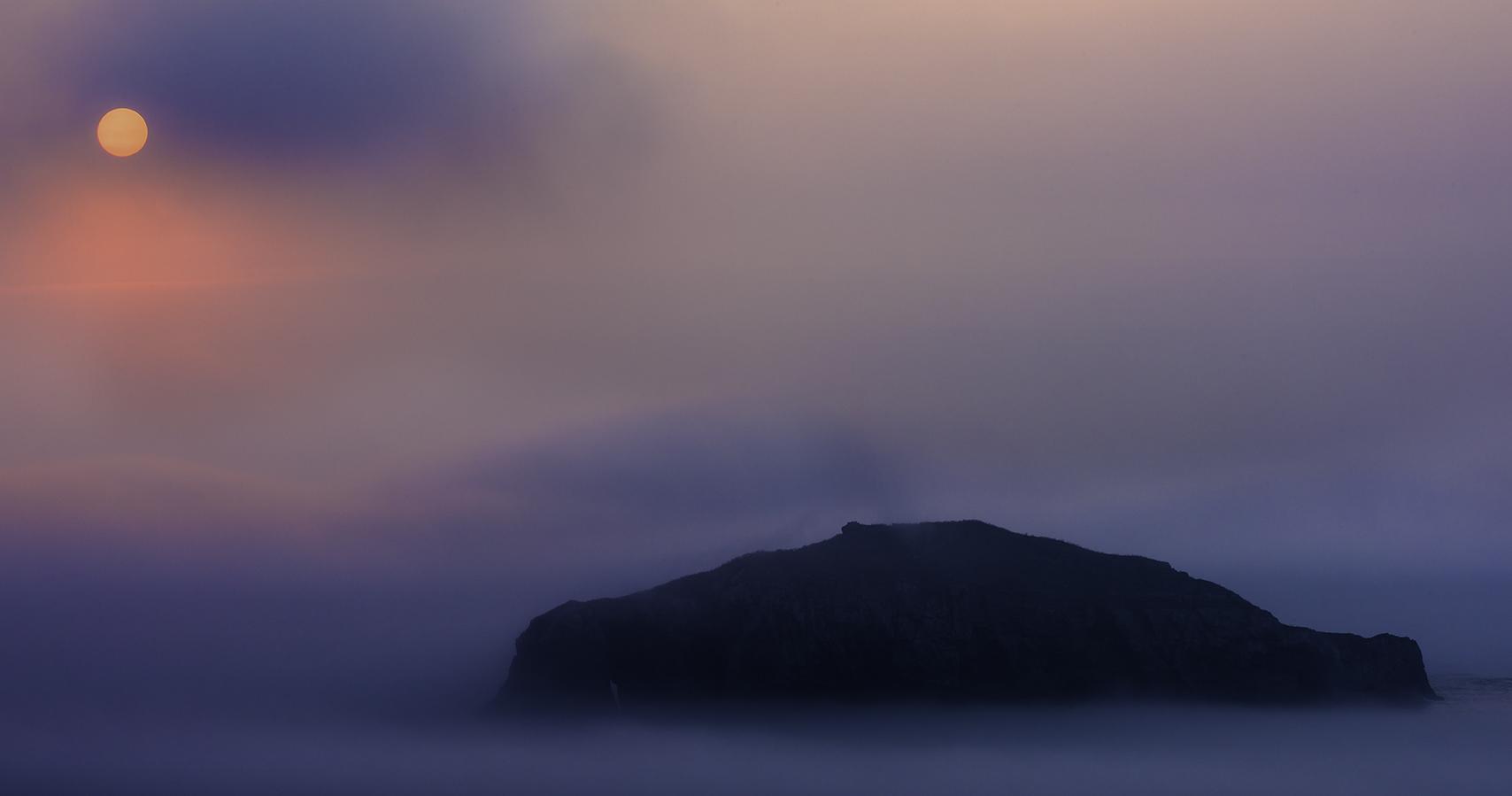 Isla Erbosa Asturias, Spain