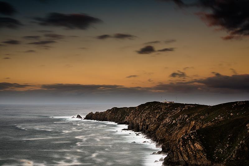 Faro de la Estaca de Bares. Galicia. Spain.
