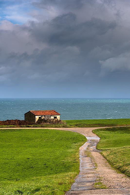 Langre. Cantabria. Spain