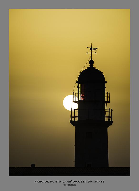 Faro de Punta Lariño Costa da Morte