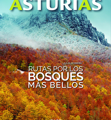 guía turística, bosques, Asturias, editorial sua edizioak